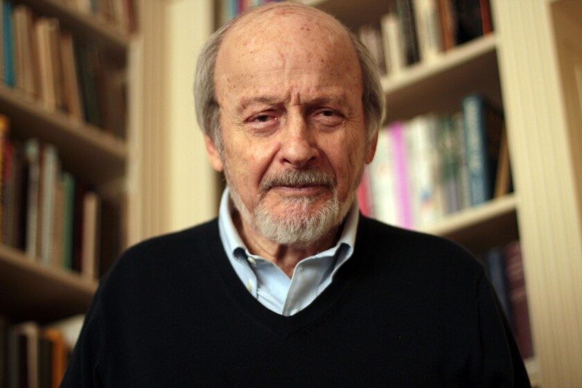 """E.L. Doctorow was the author of """"Ragtime,"""" """"World's Fair"""" and """"The Book of Daniel,"""" among other works. On Tuesday, President Obama called Doctorow """"one of America's greatest novelists."""""""