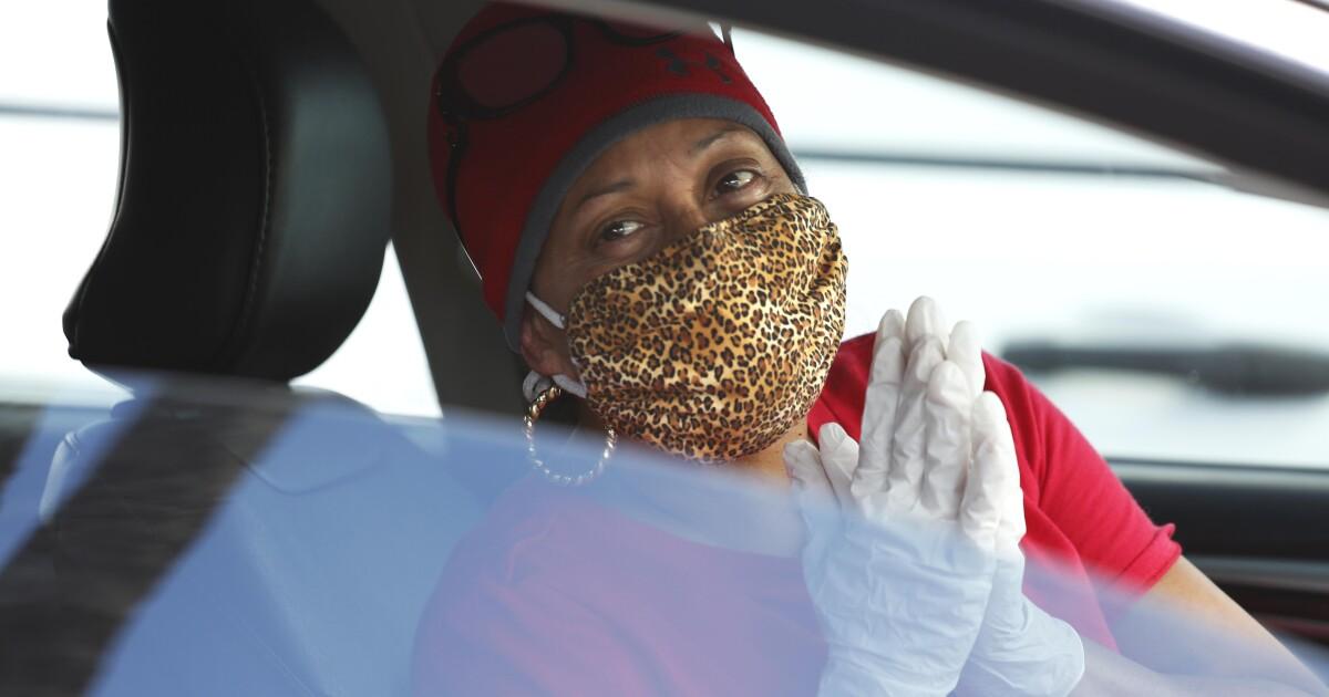 Kalifornien coronavirus surge auf Augenhöhe mit New York, alarmieren die Beamten. Fällen top-3000