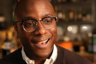 Director Barry Jenkins remembers those who took a chance on him