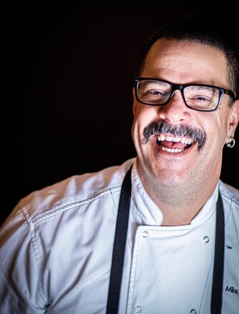 Mike Minor is the La Jolla Beach & Tennis Club's new executive chef.