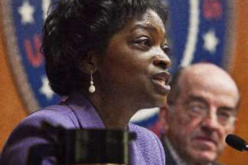 Acting FCC Chairwoman Clyburn looks to gut NFL blackout rule