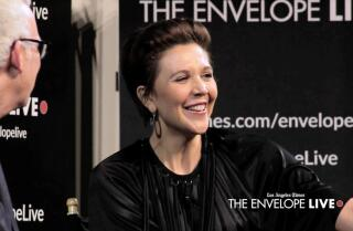 Maggie Gyllenhaal shares the most surprising reactions to 'The Kindergarten Teacher'
