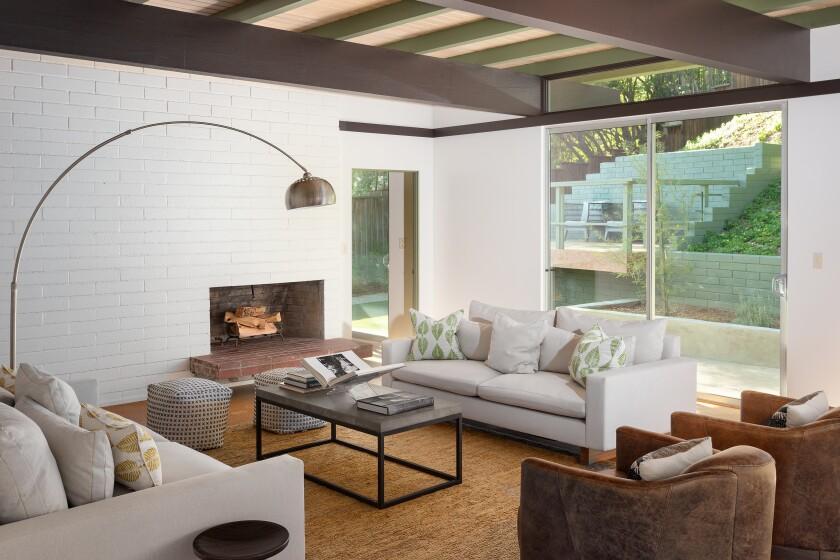 Pasadena home designed by Calvin B. Straub