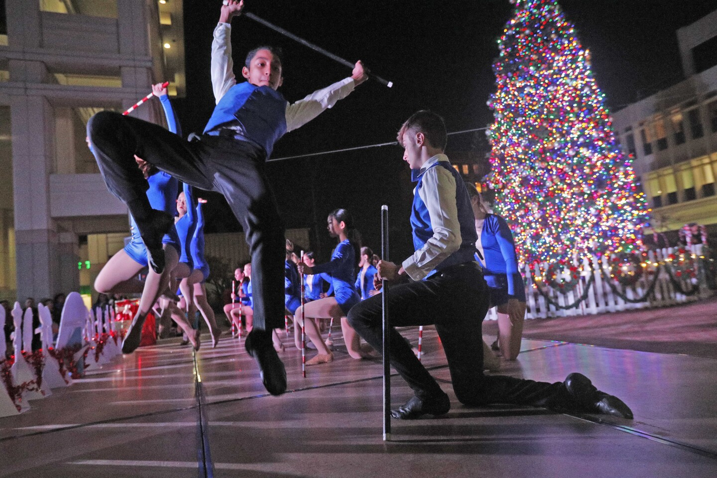 Photo Gallery: Glendale Holiday Tree Lighting Ceremony and Cram-A-Classic Toy Drive