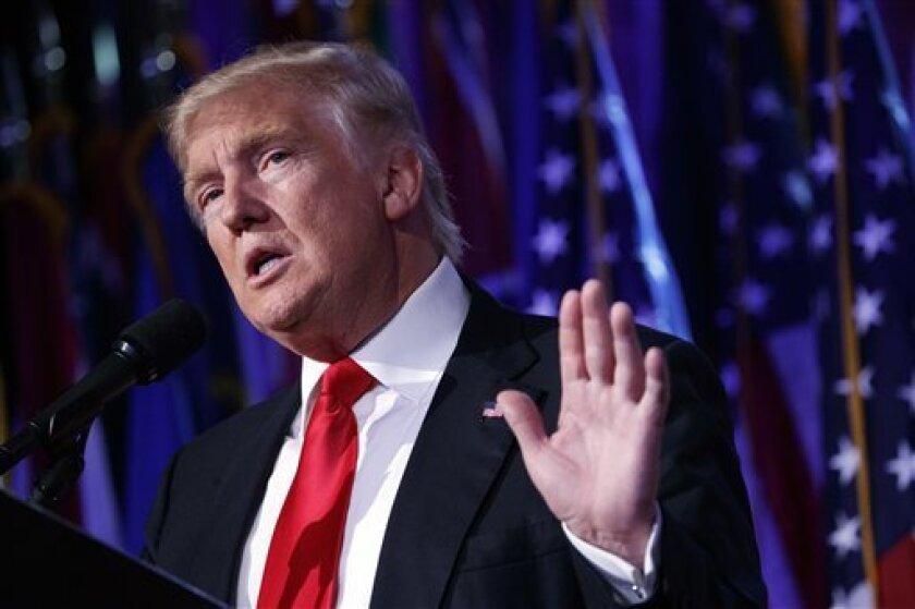 México, en el punto de mira por las políticas migratorias que podría emprender el presidente electo de EE.UU, Donald Trump, también llegó a ser uno de los objetivos empresariales del magnate, quien planeó diferentes proyectos en el país latinoamericano y actualmente mantiene registradas sus marcas.