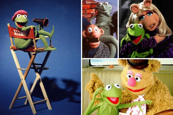 "Though Muppet lore has the world's most popular amphibian originating in the swamps of Florida, the character actually got his beginnings on ""Sam and Friends,"" Jim Henson's live-action and puppet television show, in 1955. Kermit soon became a regular on ""Sesame Street"" before putting his tadpole days behind him and graduating to ""The Muppet Show,"" for which he was the front-frog. Since then, Kermit's titles include movies, albums and even an autobiography. The famous frog is returning to the big screen in ""The Muppets"" this Thanksgiving. Here's a glimpse at some of the more memorable moments in Kermit's show-biz career."