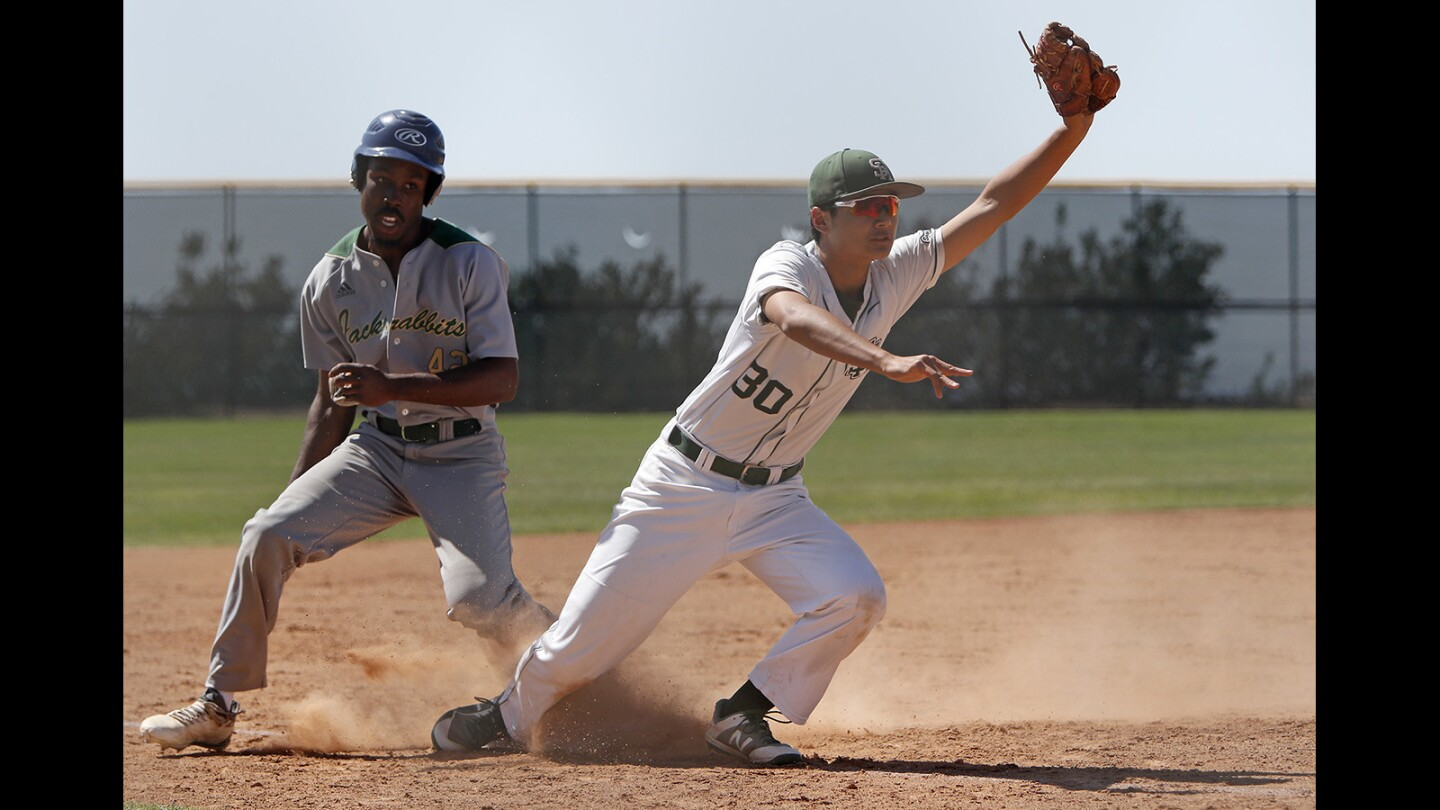 Photo Gallery: Sage Hill vs. Long Beach Poly in baseball