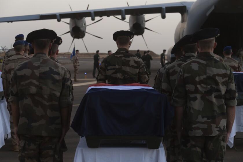 Mali France Extresmists