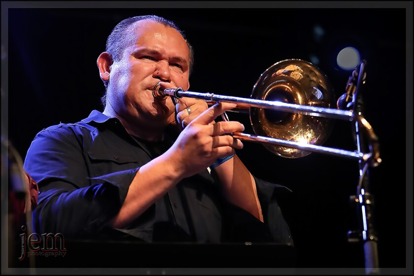 Francisco Torres and his ensemble kicked off Irvine Barclay Theatre's online jazz concert series.