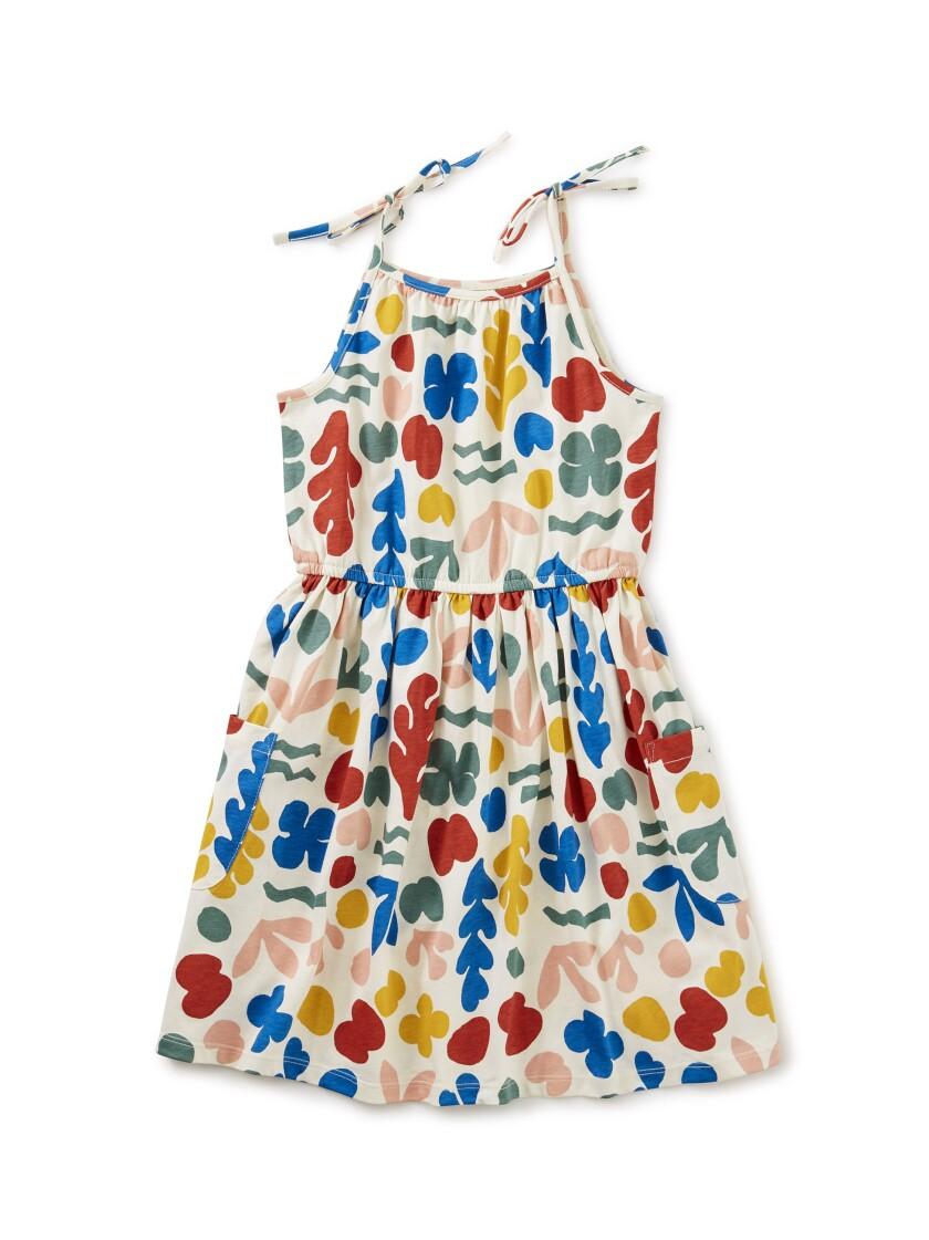 Tea Collection's colorful children's dress