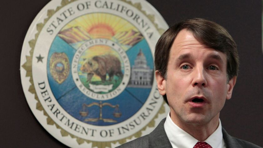 California Insurance Commissioner Dave Jones says the state is likely to push back against Trump administration efforts to loosen restrictions on short-term health plans.