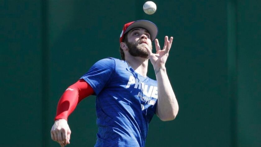 Philadelphia Phillies outfielder Bryce Harper's agent said California's high taxes played a role in his decision not to sign with the Dodgers or the Giants.
