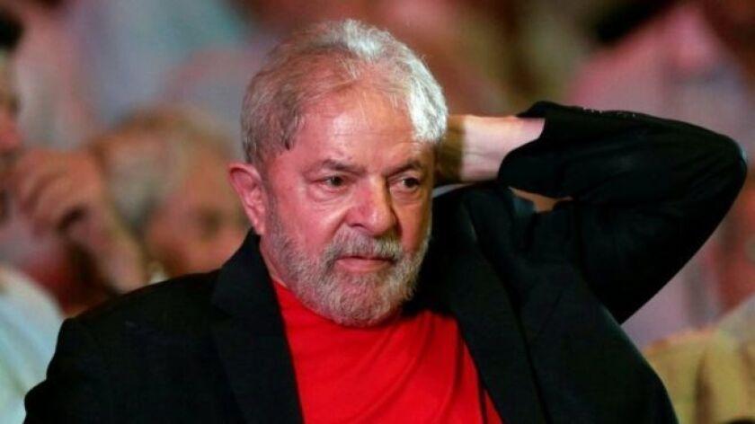 El futuro político del expresidente de Brasil, Luiz Inácio Lula da Silva, es desde este miércoles un poco más oscuro.