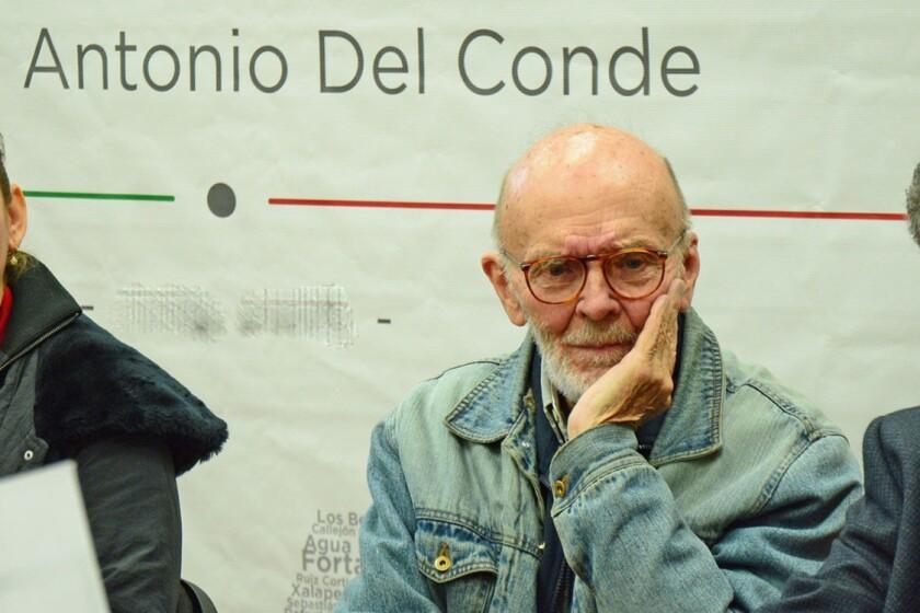 Antonio del Conde.