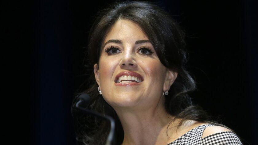 Monica Lewinsky in 2015.