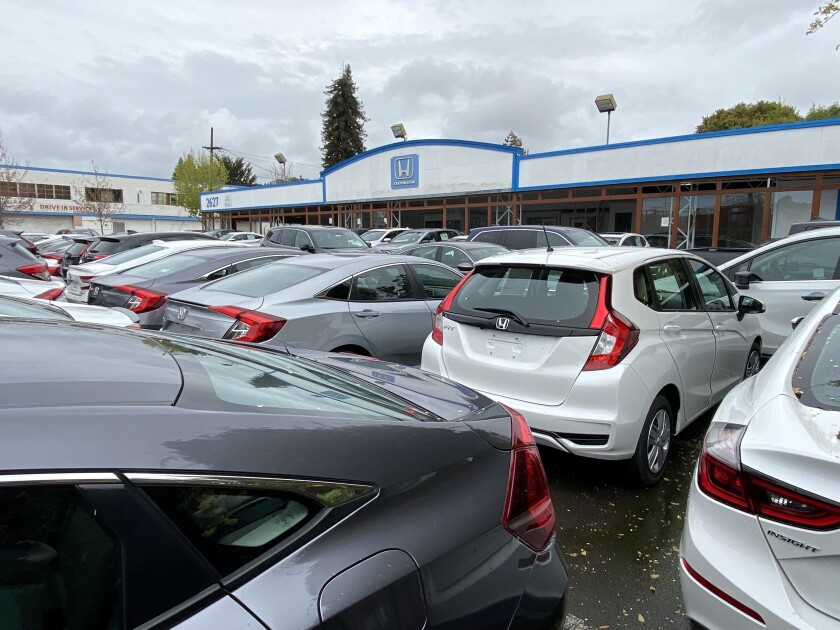 Berkeley Honda Autocenter