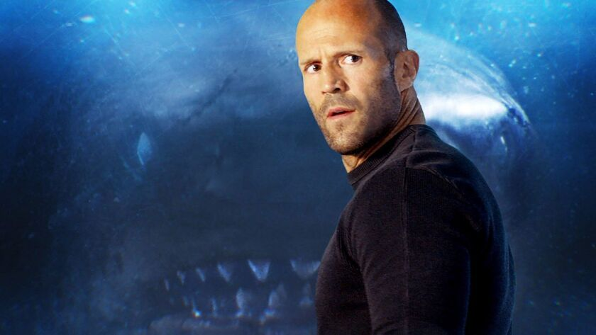 """JASON STATHAM as Jonas Taylor in Warner Bros. Pictures' and Gravity Pictures' action adventure """"THE"""