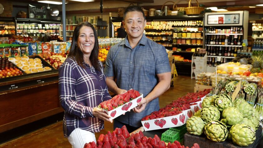 Irvine Ranch Market owners Robin Kramer and David Wong are expanding their market concept to Balboa