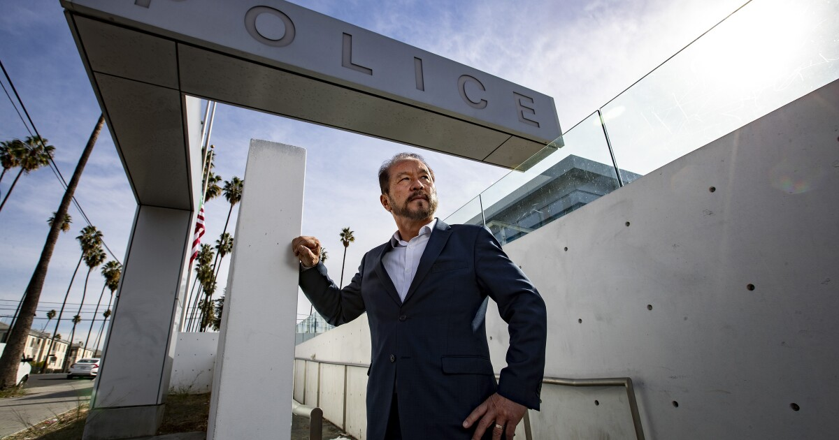 www.latimes.com: Korean Americans who remember 1992 riots fight to save LAPD station