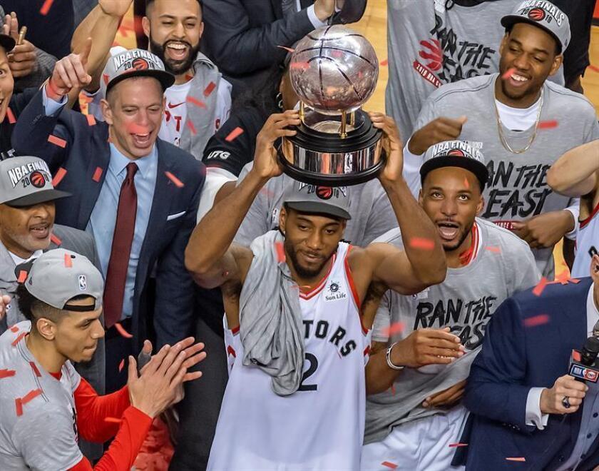 100-94: Raptors hacen historia al pasar por primera vez a la final de la NBA