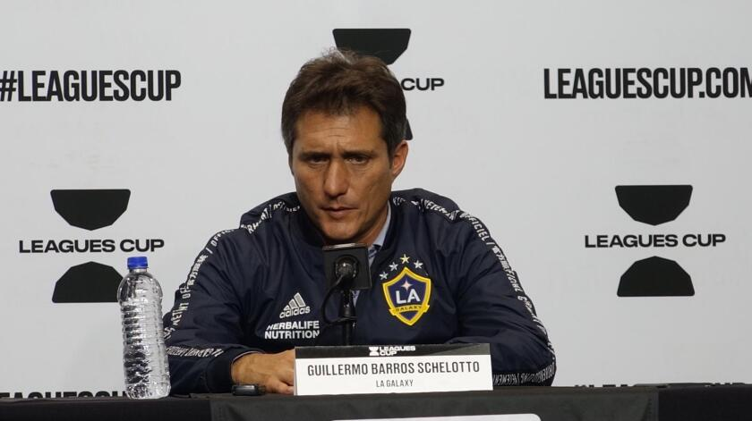 Guillermo Barros Schelotto.