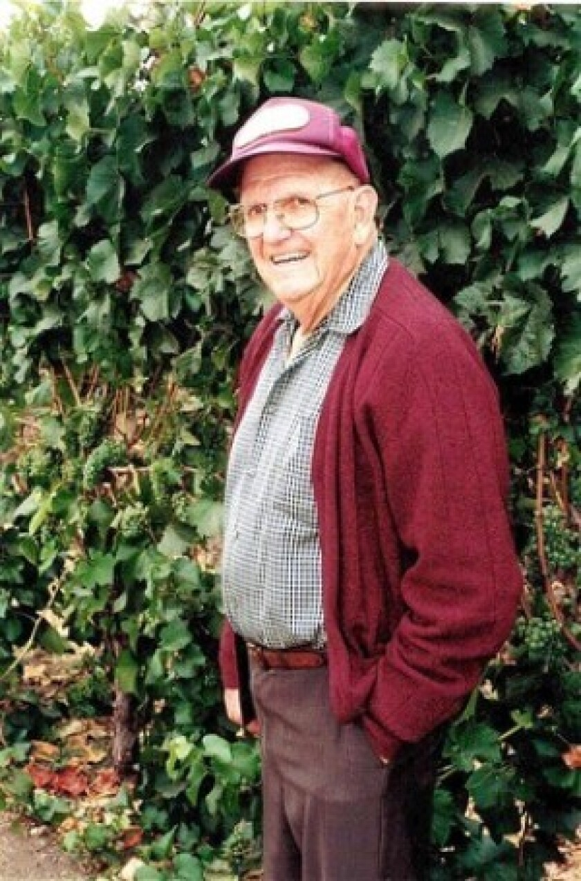 Robert Young, seeing money in growing grapes, moved away from producing prunes in the 1960s to grow wine grapes. He helped produce some of California's first vineyard-designated wines.