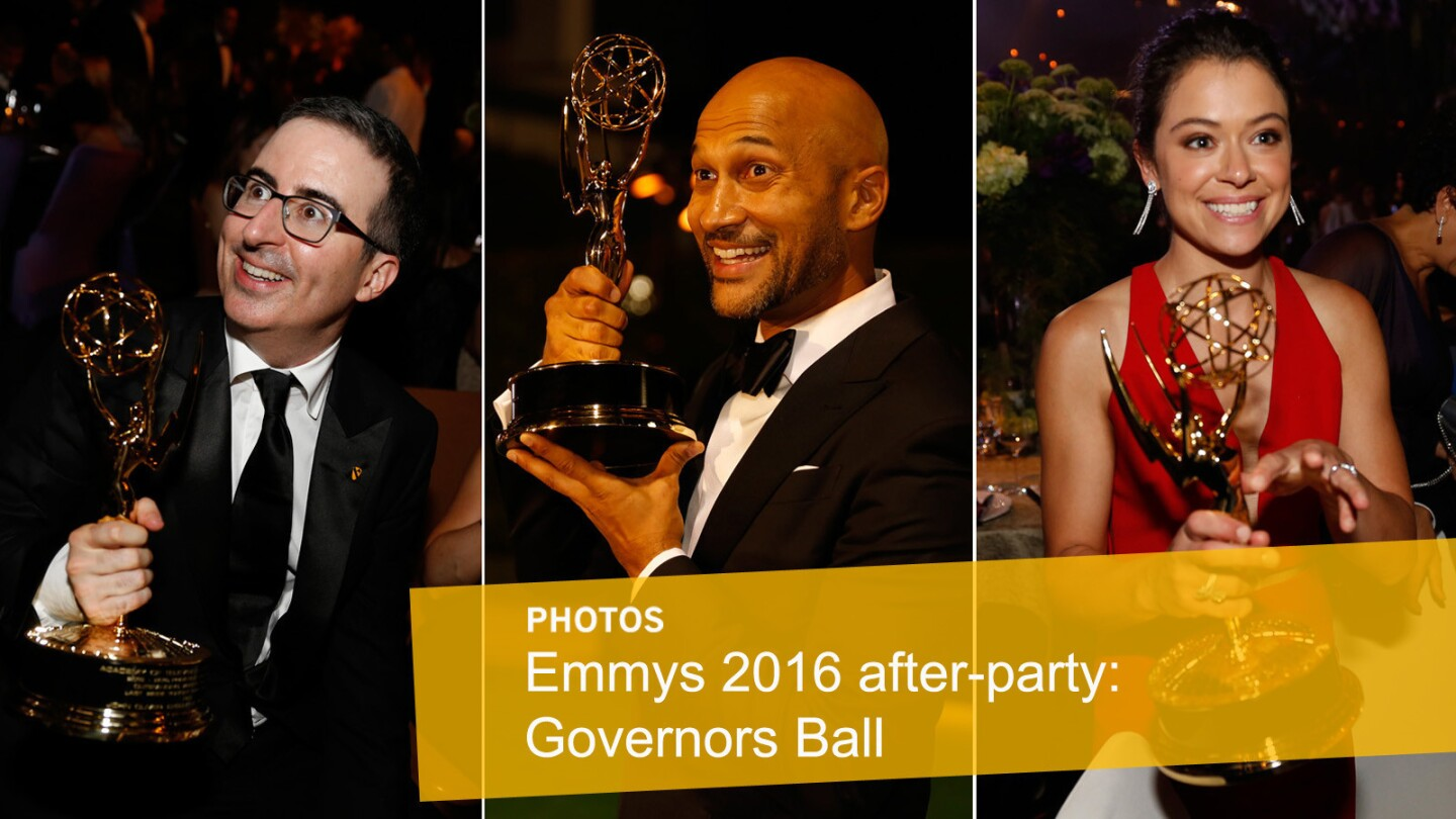 Emmys 2016: Governors Ball