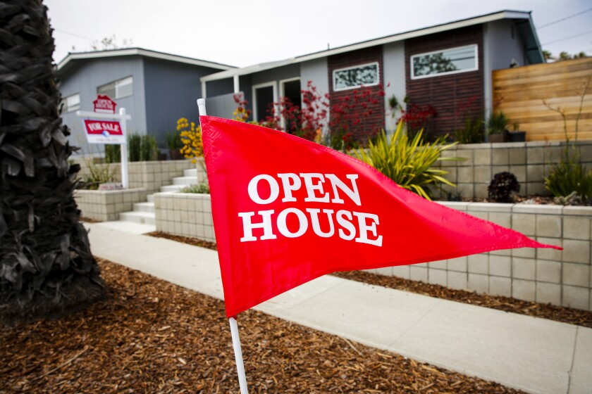 Many agents are canceling open houses and setting up virtual home tours amid coronavirus concerns.