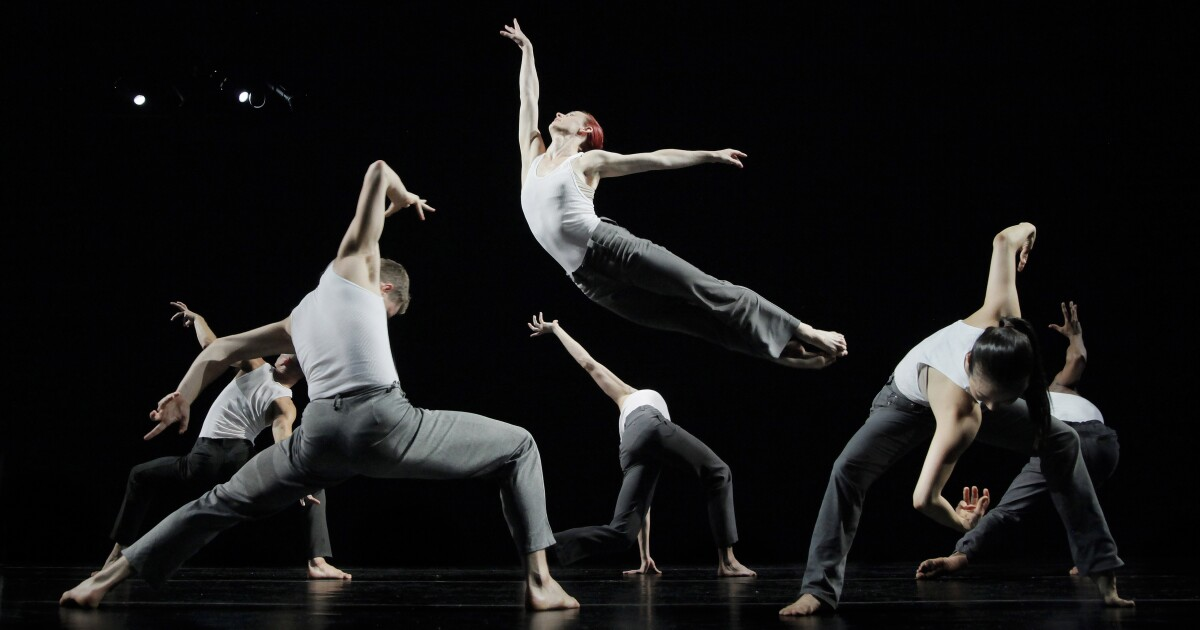 Dance in L.A. this week: Invertigo Dance Theatre at the Broad Stage and more