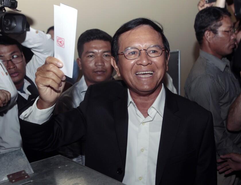 Cambodia Opposition