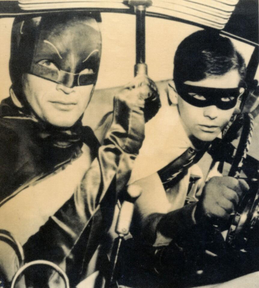 The Memory of Adam West/Batman Lives
