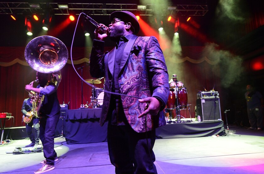 The Roots have been added to the lineup at this year's edition of the BET Experience.