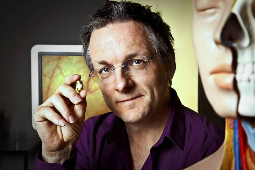Michael Mosley is a British author, journalist, TV personality and doctor.