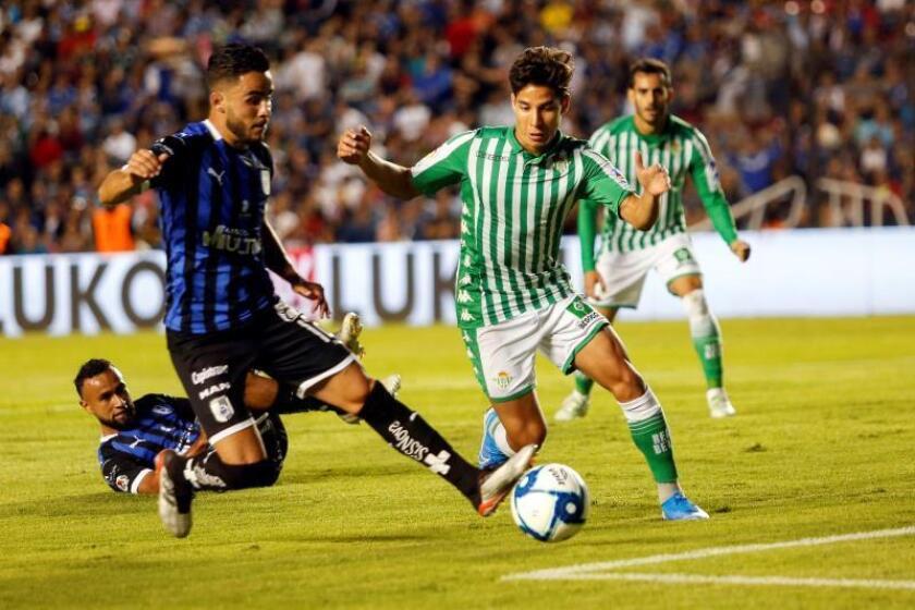 Ecuatoriano Sierra dice que si Querétaro es humilde puede vencer a Cruz Azul