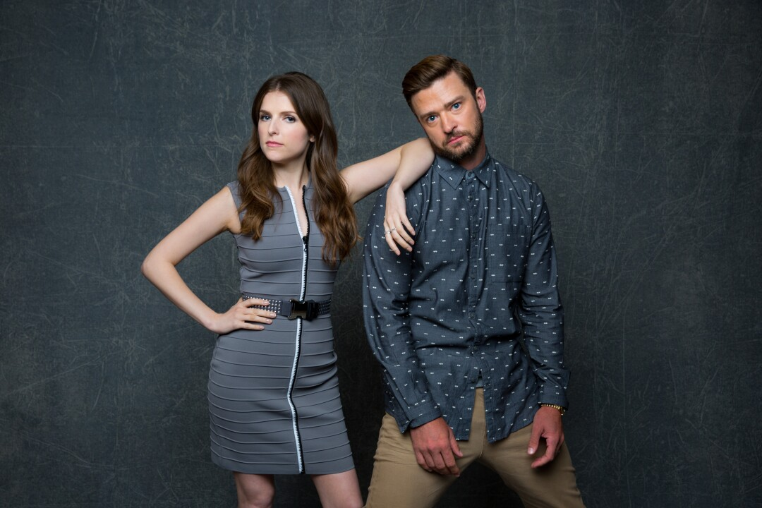 """Anna Kendrick and Justin Timberlake, from the film """"Trolls"""""""