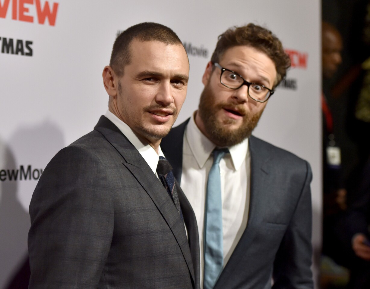 'The Interview' premiere
