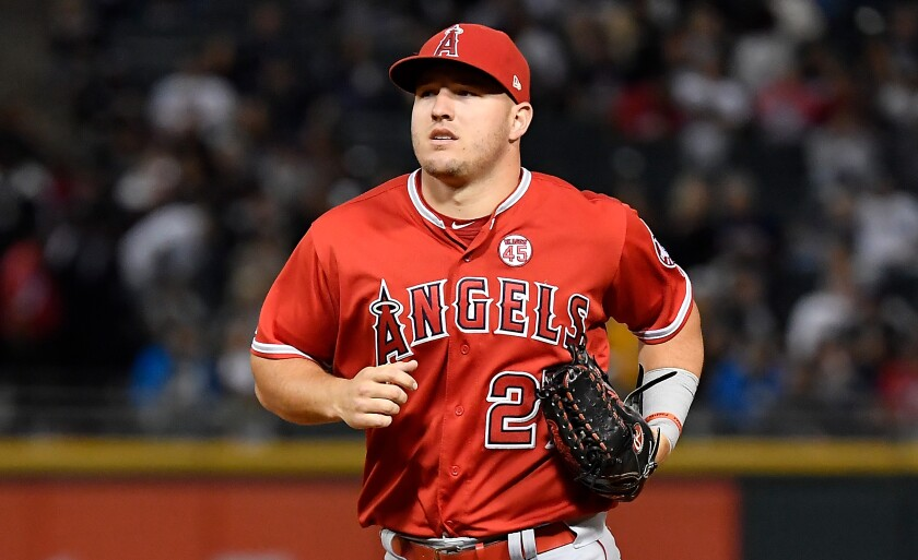 Angels star Mike Trout will undergo season-ending foot surgery this week