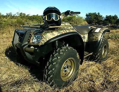KAWASAKI PRAIRIE 700 ATV