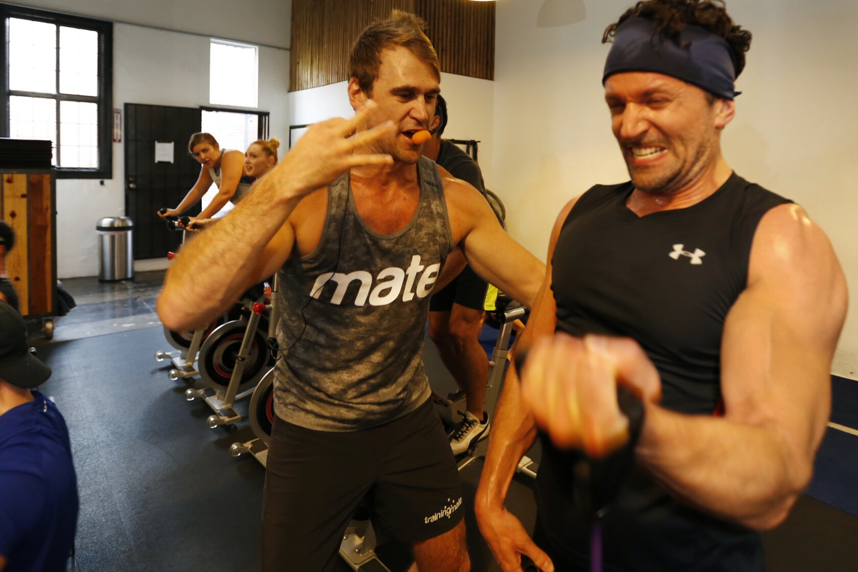 We put 3 of L A 's toughest workouts to the sweat test - Los