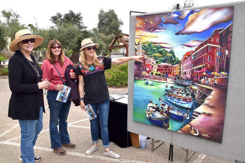 Bernardo Winery's 41st annual Spring Arts & Crafts Fair - 5/12/2018
