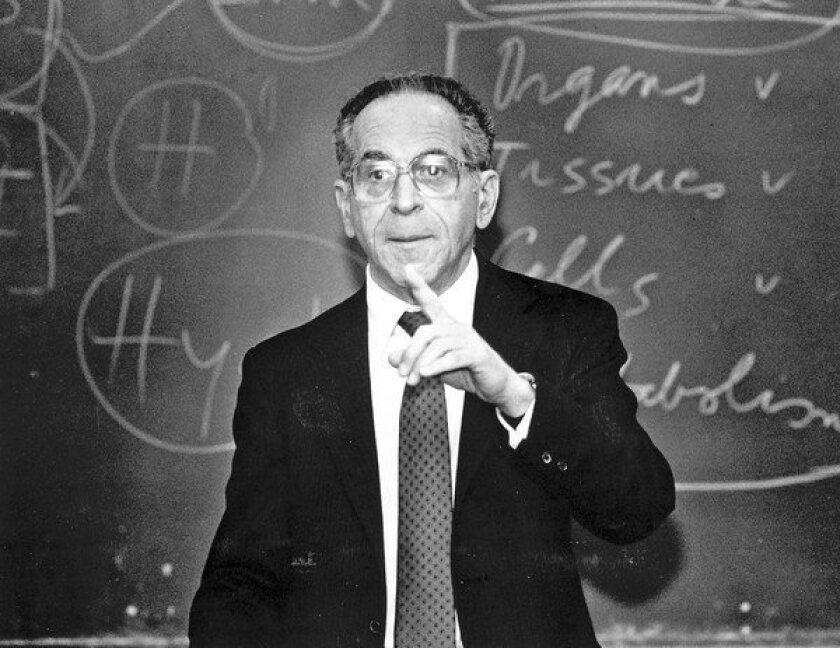 Dr. Thomas Szasz dies at 92; psychiatrist who attacked profession