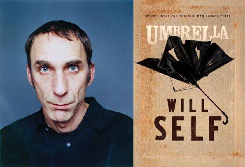 "Will Self is the author of ""Umbrella."""