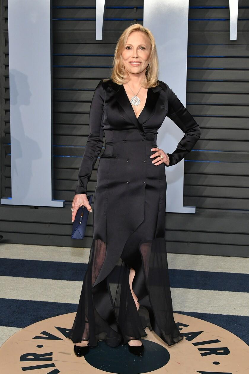 Faye Dunaway in 2018.