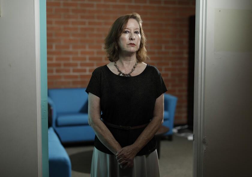 SANTA ANA, CA -- AUGUST 13, 2018: Former California senator Gloria Romero introduced a bill more tha