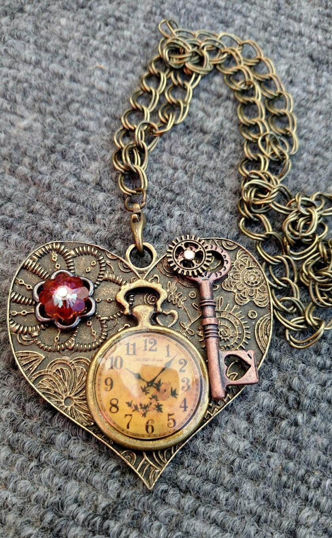 """Susan Horvitz Perez's """"Key to Time"""""""