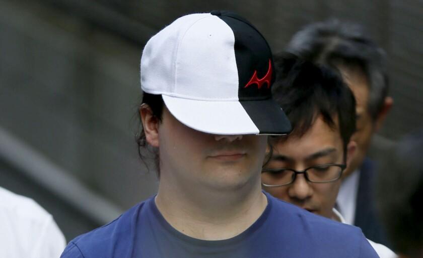 APphoto_Japan Bitcoin Arrest