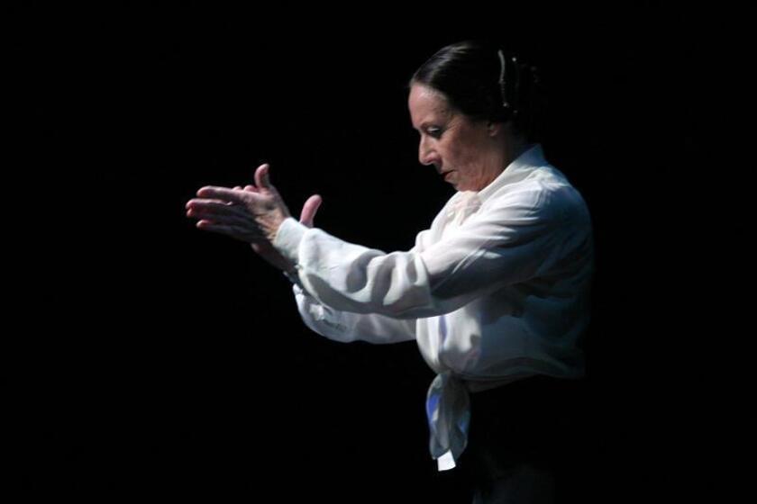 La bailarina mexicana Pilar Rioja recibirá Medalla Bellas Artes de México
