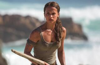 'Tomb Raider' review by Justin Chang