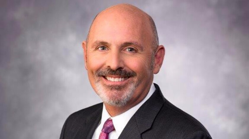 David Wright, chief operating officer at the Los Angeles Department of Water and Power, has been tapped to lead the agency.