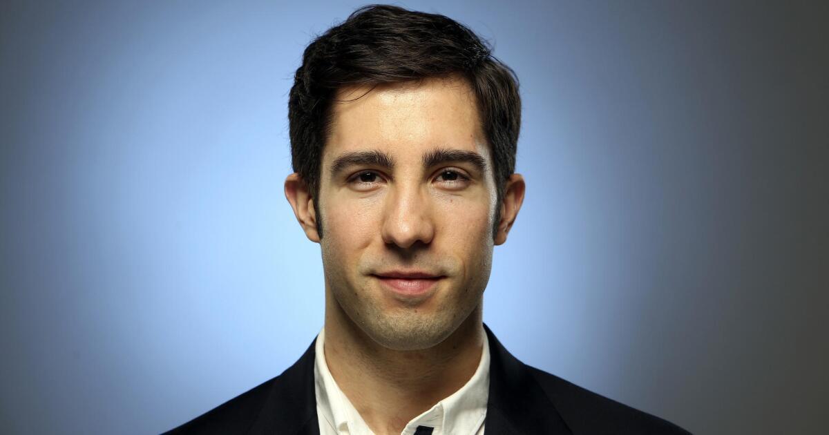Matt Hamilton Los Angeles Times